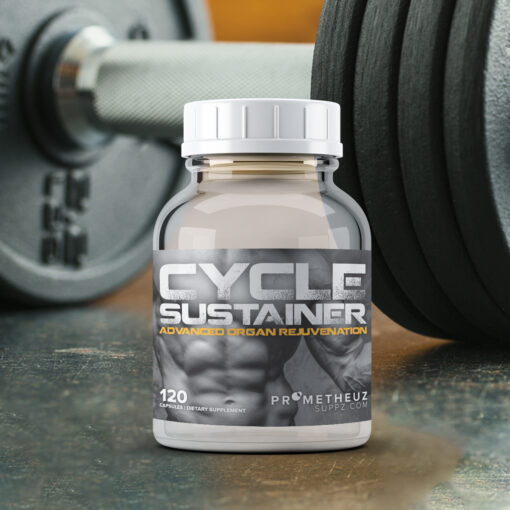 Cycle Sustainer Capsules