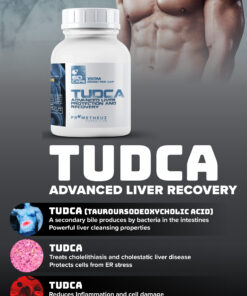What is in Tudca?