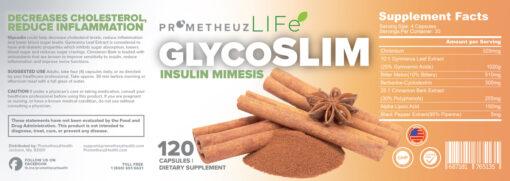 Glycoslim - Insulin Mimetic Capsules