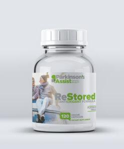 Parkinson's Restored assist Antioxidant Formula
