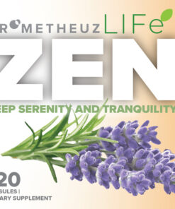 Zen Deep Serenity and Tranquility Capsules