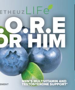 C.O.R.E for Him – Mens Multivitamin