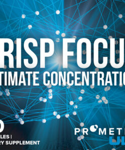 Crisp Focus Ultimate Concentration