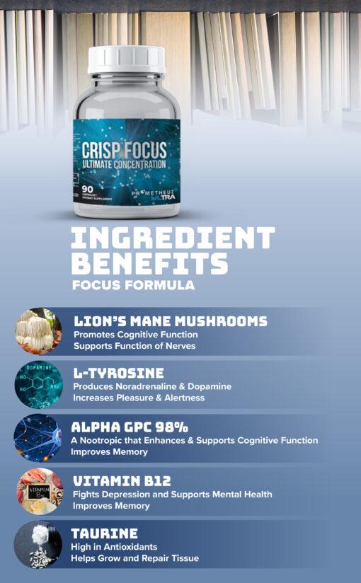 Crisp Focus