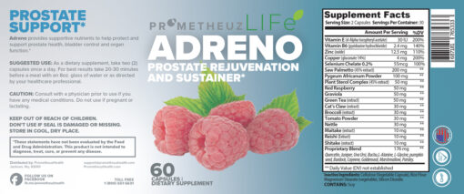 Adreno – prostate support