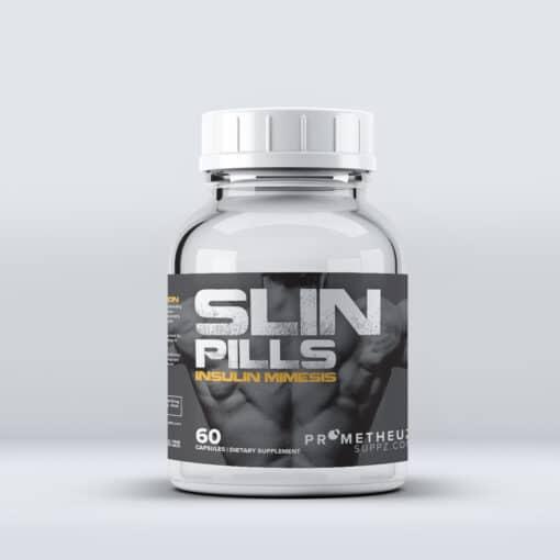 slin pills - insulin