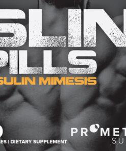 Slin Pills - Insulin Mimesis