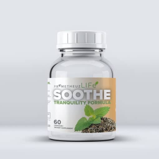 Soothe Tranquility Formula 60 Capsules