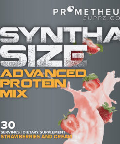 SYNTHA SIZE – Strawberries and Cream