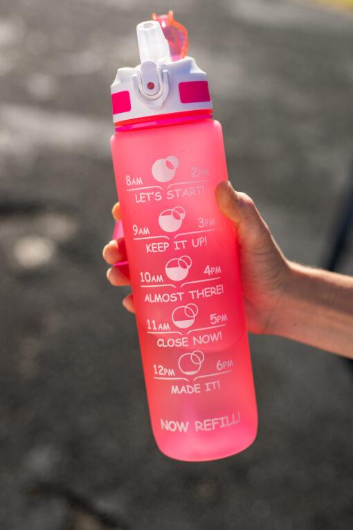 Prometheuz Health Water Bottle
