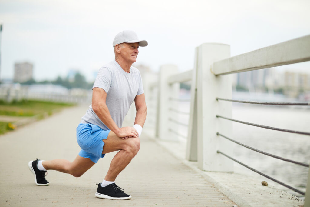 TOP TIPS FOR GETTING IN SHAPE AFTER 50